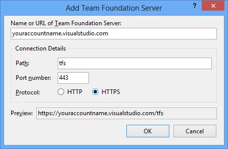 AddTeamFoundationServer